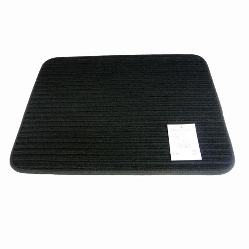コーナン オリジナル カーマット ブラック 60×45cm T107BK