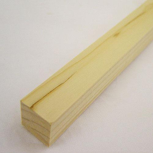 コーナン オリジナル 白松材 長さ1820×厚み14×幅14mm