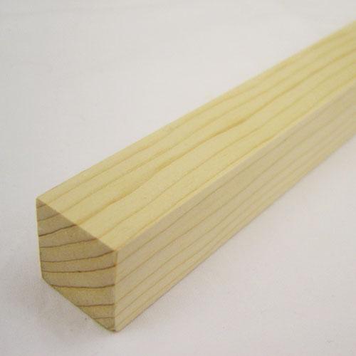 コーナン オリジナル 白松材 長さ910mm×厚み24×幅24mm