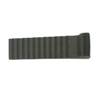 コーナン オリジナル ドアストッパー 黒 LFX−JH−03−6974