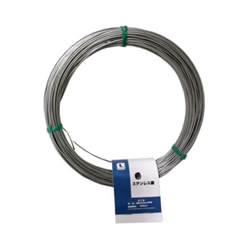 コーナン オリジナル ステンレス線 #14 LFX−6447 1kg