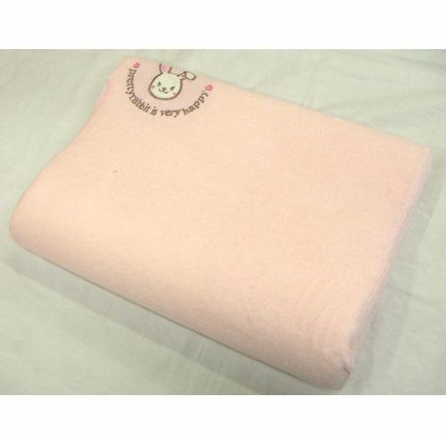 コーナン オリジナル 女の子用低反発枕 約35×25×4〜6cm