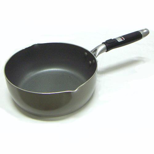 コーナン オリジナル IHフッ素雪平鍋 20cm KHD05−8460