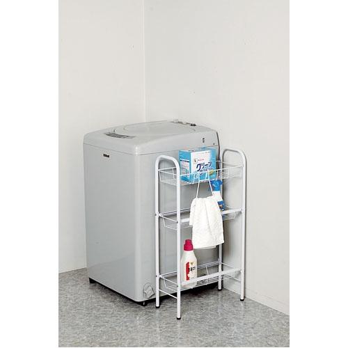 コーナン オリジナル 洗濯機サイドラック KTH21−9176