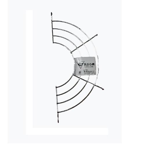 コーナン オリジナル 天ぷら網 20cm用 BW20−1