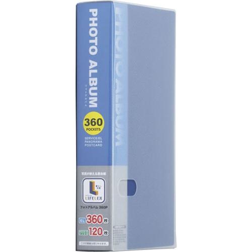 コーナン オリジナル フォトアルバム 360P ネイビー GU14−8917