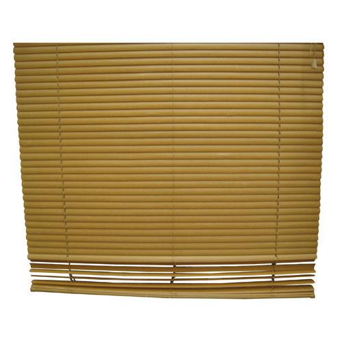 コーナン オリジナル PVC木目調ブラインド ナチュラル 約88×183cm