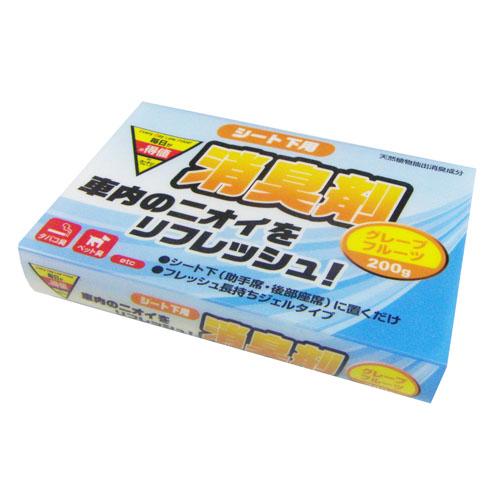 コーナン オリジナル シート下消臭剤 KG07−0383 グレープフルーツ