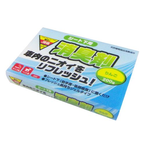 コーナン オリジナル シート下消臭剤 KG07−0406 リンゴ