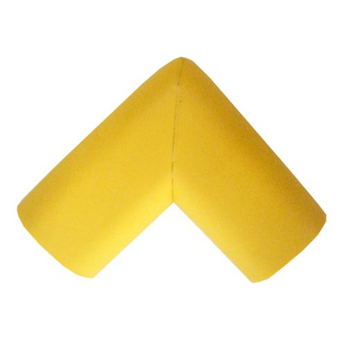 コーナン オリジナル ガードクッション コーナー イエロー L