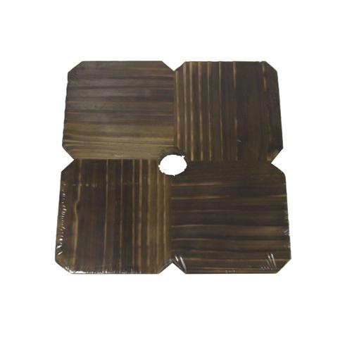 コーナン オリジナル 焼杉鍋敷き 角 23−0085