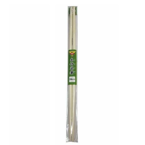 コーナン オリジナル 糸付菜箸 約39cm C−39−46T