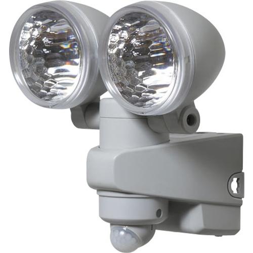 コーナン オリジナル LEDセンサーライト乾電池式 1W×2灯 CK21−9668