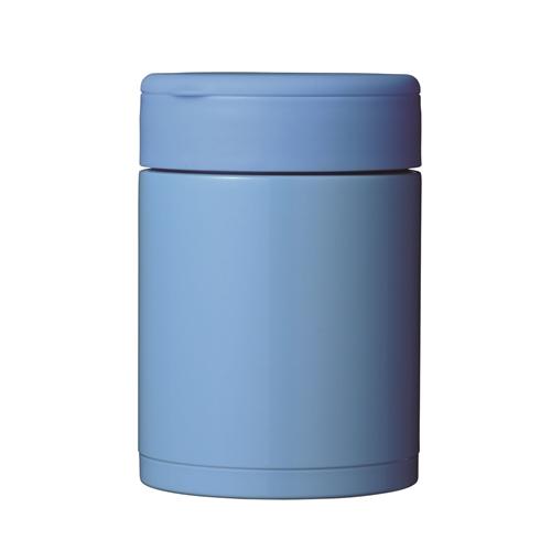 コーナン オリジナル 超軽量 スープポット 380ml スカイブルー KFY05−8671