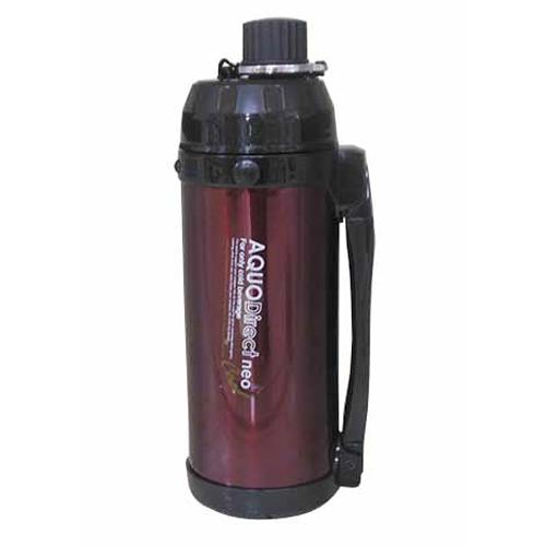 コーナン オリジナル ステンレスボトル アクオダイレクトネオ レッド 1L KHM05−3378