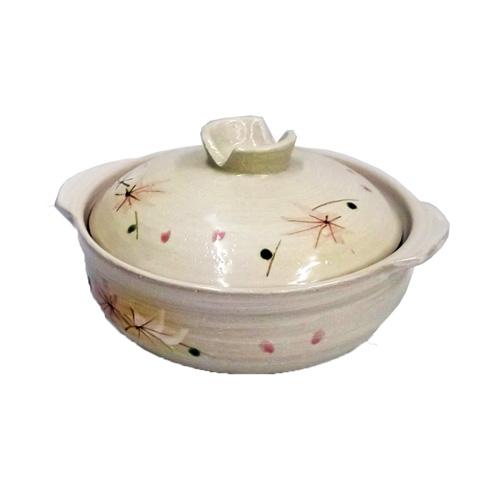 コーナン オリジナル 土鍋 もみじ 6号 KFY05−0329