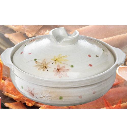 コーナン オリジナル 土鍋 もみじ 11号 KFY05−0374