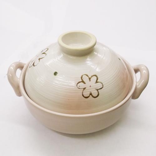 コーナン オリジナル 土鍋 はな 5号 KFY05−1630