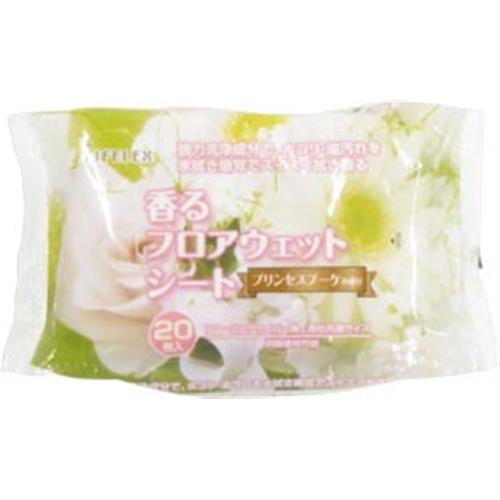 コーナン オリジナル 香るフロアウェットシート プリンセスブーケの香り KHS21−3535