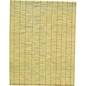 コーナン オリジナル 天津すだれ 小窓 約幅74×90cm