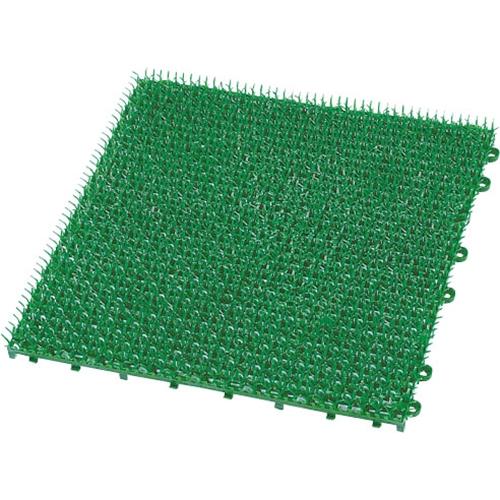 コーナン オリジナル ジョイント人工芝 グリーン KDH06−0838