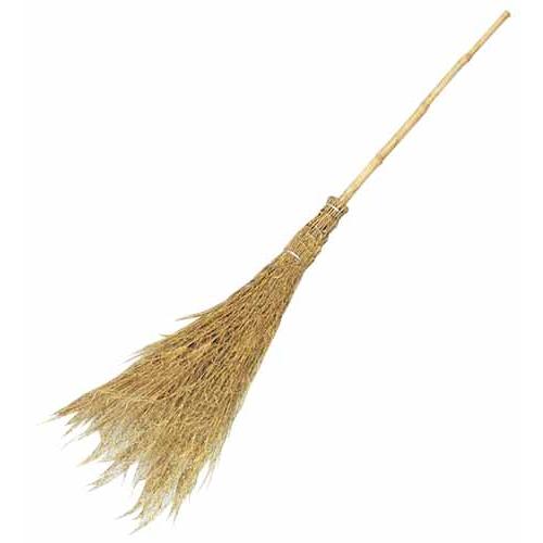 コーナン オリジナル 竹製ほうき5段 KHT09−1937