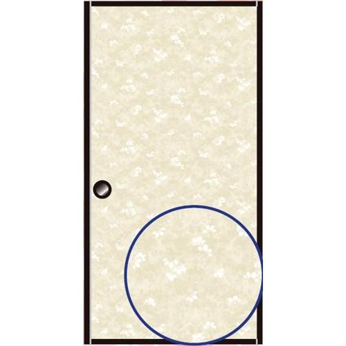 粘着襖紙「桜花」 約95cm×185cm 1枚入 KN−233