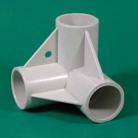 ジョイント PJ-001 ホワイト ×5個セット