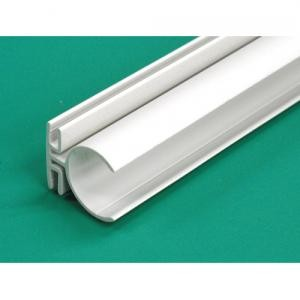 パネルフレーム ホワイト 2000mm HJB-62120 5セット