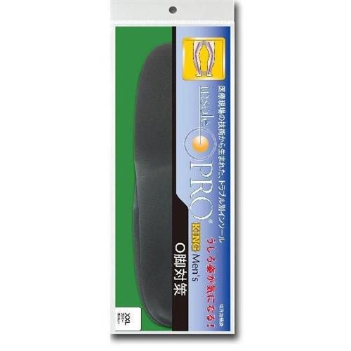 インソールプロ メンズキングサイズ O脚対策 XL(27.5〜28.5cm)