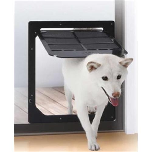 網戸専用 犬猫出入り口 Lサイズ(中型犬用) PD3742 0879965