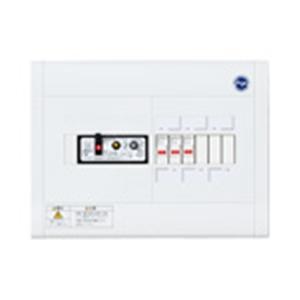 パナソニック(Panasonic) 中性線欠相保護付漏電ブレーカJ型(ヨコ1列タイプ)リミッタースペースなし(4+2) BQWB8342