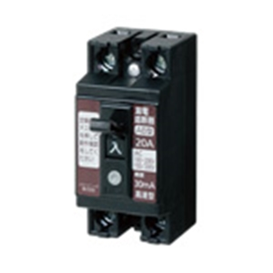 パナソニック(Panasonic) 小形漏電ブレーカ(2P2E)O.C付(20A) BJS2032N