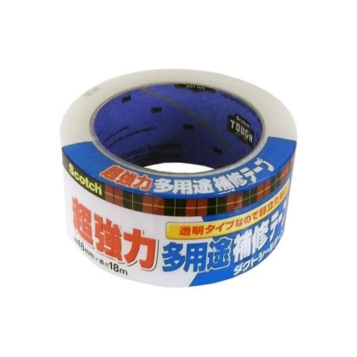 Scotch 超強力多用途補修テープ ダクトシールテープ 幅48mm×長さ18m
