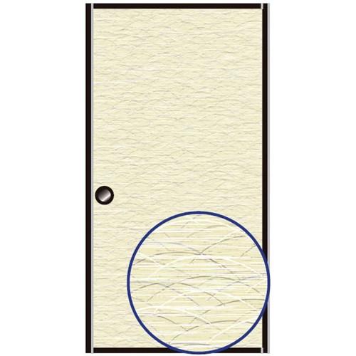 ○アイロンふすま紙「露霜」 約95×185cm 2枚入り KH−5005