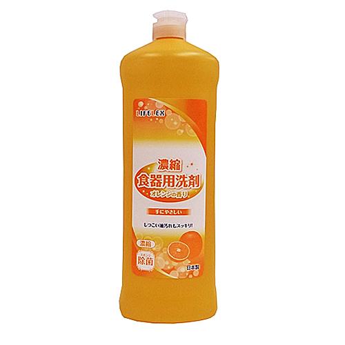 ※※○濃縮食器用洗剤 オレンジの香り 800ml