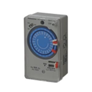 パナソニック(Panasonic) ボックス型タイムスイッチ 交流モータ式 AC100V用 TB171N