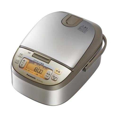パナソニック(Panasonic) IH炊飯器 5.5合炊き SR−HVE1050−N
