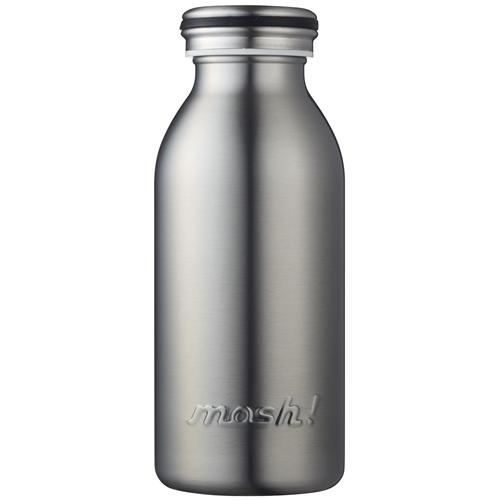 ドウシシャ(DOSHISYA) mosh! ボトル 350ml シルバー