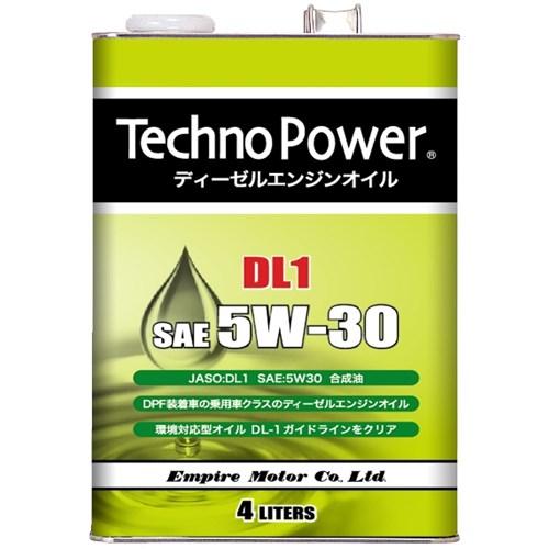 TPオイル DL1 DL1 5W30 4L