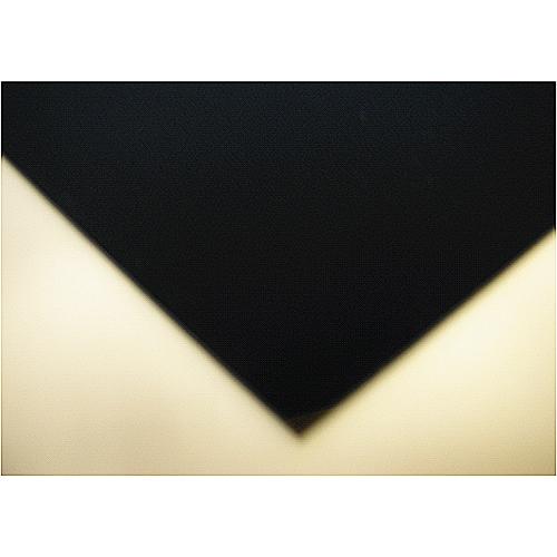 アクリル板 黒 約320×550×2mm S−2