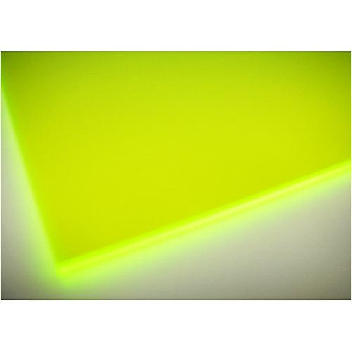 アクリル板 蛍光黄緑 約320×550×3mm S−3