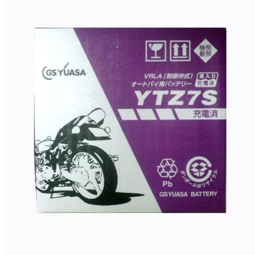バイク用バッテリー YTZ7S−GY−C