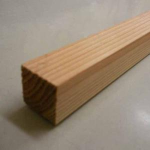 杉仕上げ材 約24×24×975mm ×10本セット