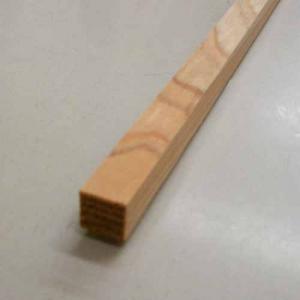 杉仕上げ材 約12×12×1950mm ×20本セット