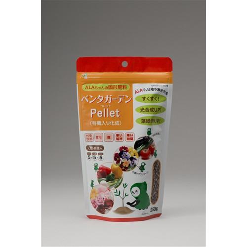 ペンタガーデン Pellet (有機入り化成)
