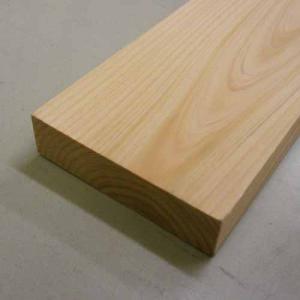 檜一枚板 約25×100×910mm ×3枚セット