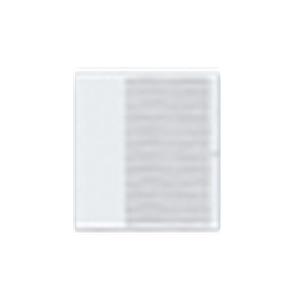 パナソニック(Panasonic) コスモシリーズワイド21 埋込ダブルスイッチハンドル(10枚入) WT3002W010
