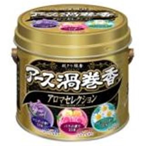 アース渦巻香30巻缶 アロマセレクション