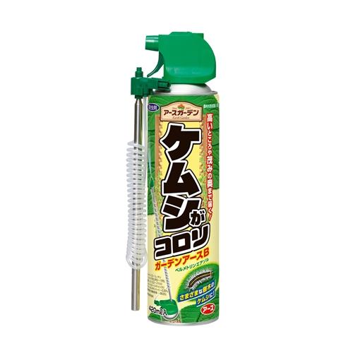 アース製薬(アースガーデン) ケムシがコロリ 420ml